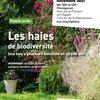 image de l'événement : Les haies de biodiversité dans le jardin