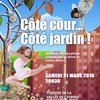 image de l'événement : Côté cour... Côté jardin !