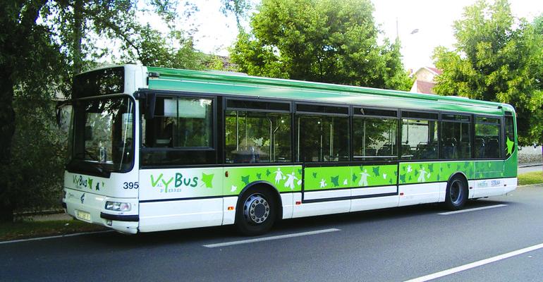 Fond flou : Plan Transports : la phase IV achevée