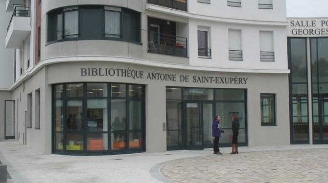 Bibliothèque Antoine de Saint-Exupéry