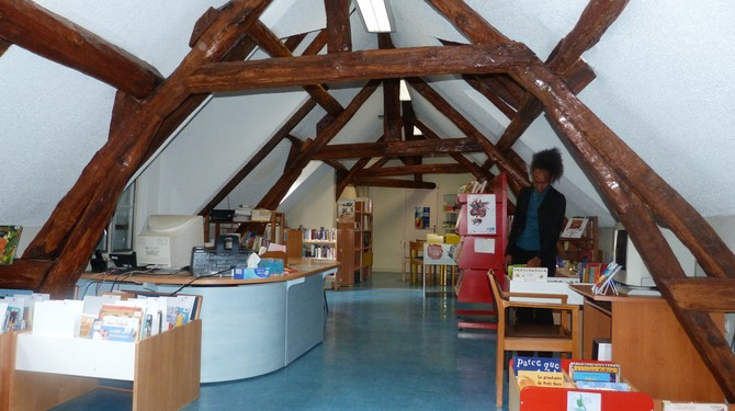 Bibliothèque « le Grenier »