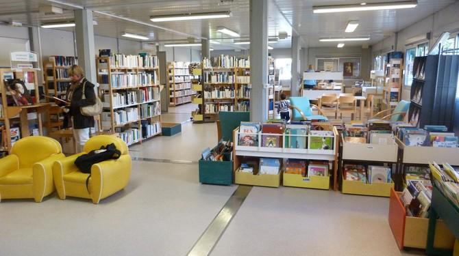 Bibliothèque Jean de la Fontaine