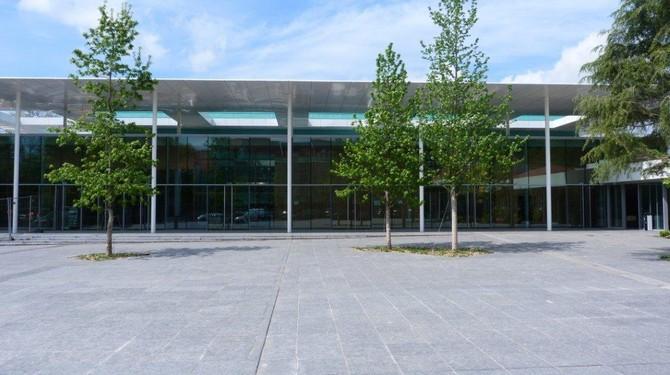 Salle de spectacle du nouveau CEC