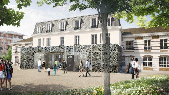 Inauguration de la m diath que de brunoy et de l office du tourisme de brunoy communaut d - Office du tourisme d amsterdam ...
