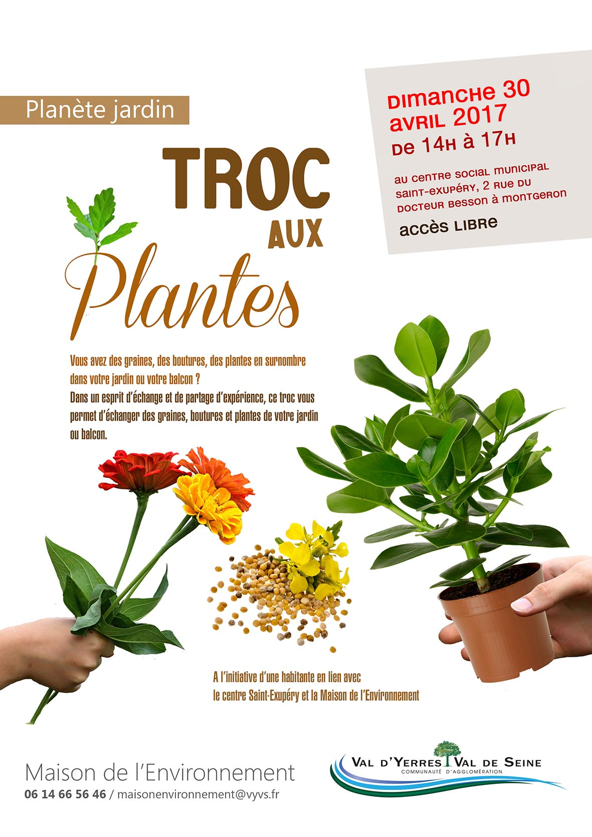 Troc plantes