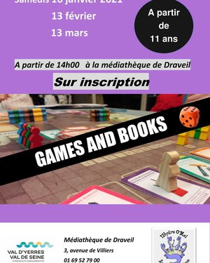 games and Books
