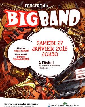 Concert du Big Bang