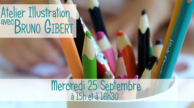 Atelier d'illustration