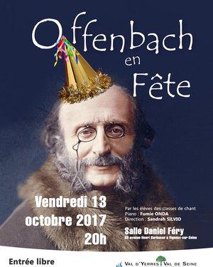 Offenbach en fête