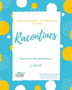 Racontines