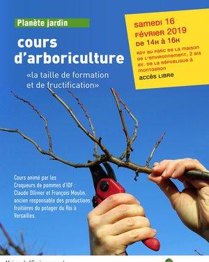Cours d'arboriculture