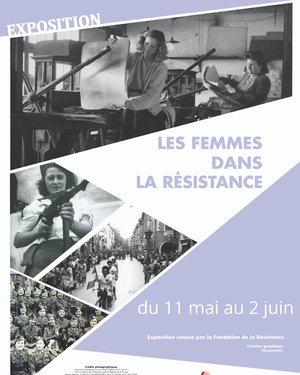 Exposition Les femmes dans la résistance