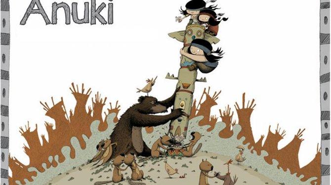 "Exposition ""Anuki"""