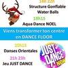 image de l'événement : Noël à Aqua Sénart : Journée « Just Dance » pour le prix d'une entrée piscine