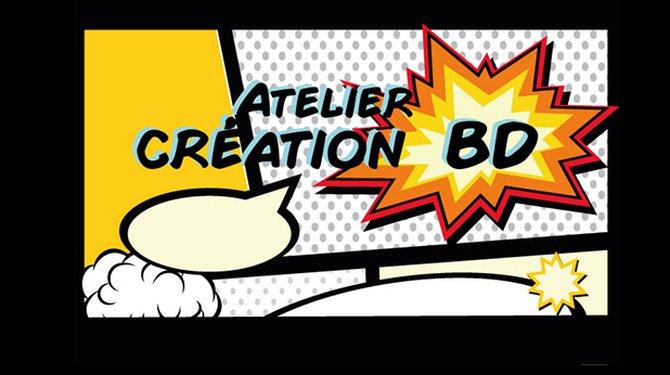 """Atelier """"Création de bande-dessinée"""", perfectionnement partie 1/2"""