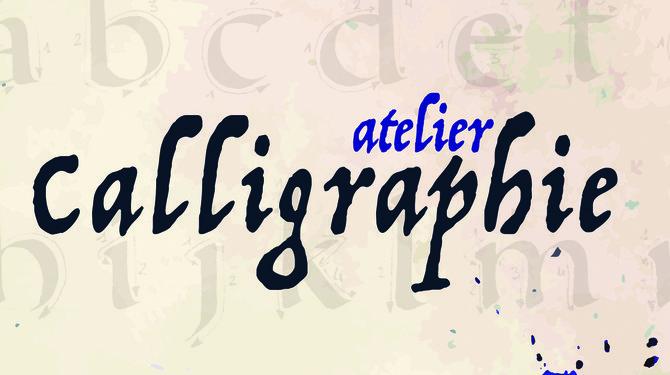 "Atelier ""Calligraphie"""