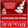 """image de l'événement : Atelier """"Déco de Noël"""""""