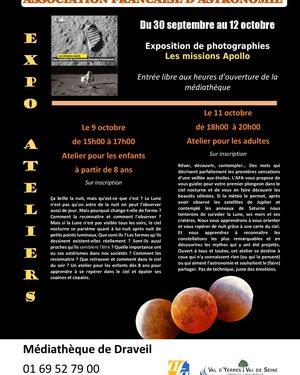 Atelier astronomie
