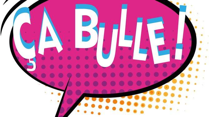 """Ca bulle !"" L'atelier BD"