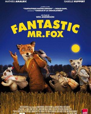 "Cinékids ""Fantastic Mr Fox"""