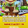 image de l'événement : Audition de la classe de percussions Afro-cubaines