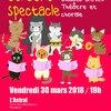image de l'événement : Concert Spectacle « Autour des Fables »