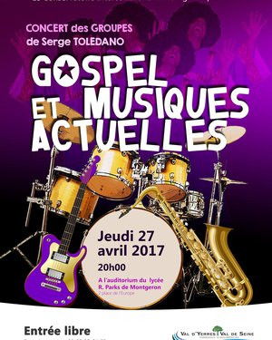 Gospel et musiques actuelles