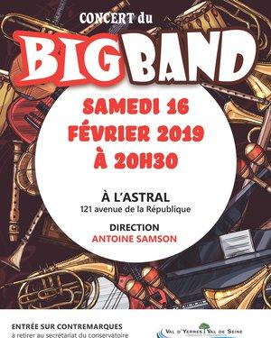 Concert du Big Band