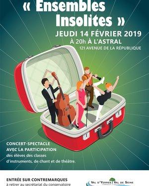 Concert : « Ensembles Insolites »