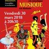 image de l'événement : Danses en Musique et Musique en Danse