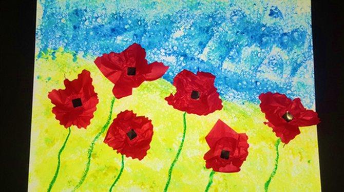 """Atelier artistique familial """"A la manière de ... Claude Monet"""""""