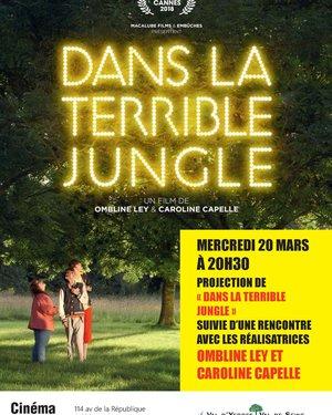 Projection du film « Dans la terrible jungle » suivie d'une rencontre avec les réalisatrices