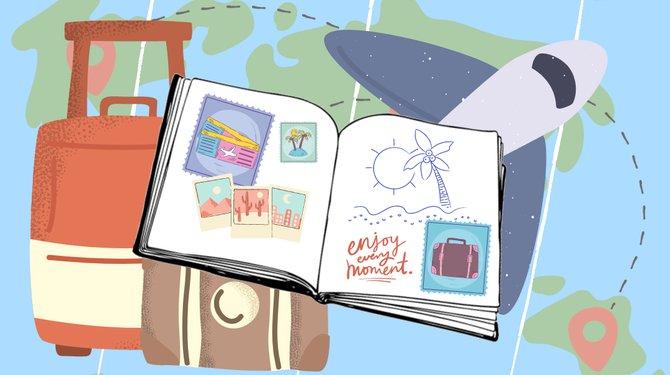 """Atelier """"Carnets de voyages"""""""
