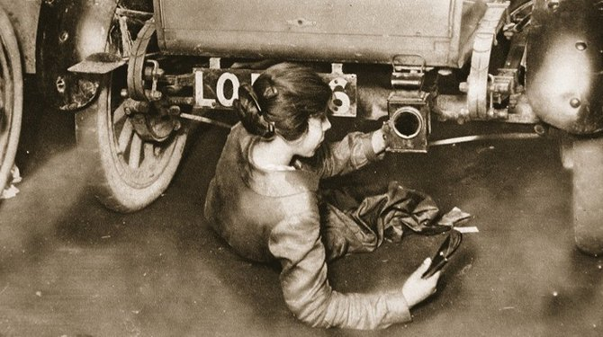 Des femmes durant la Grande Guerre