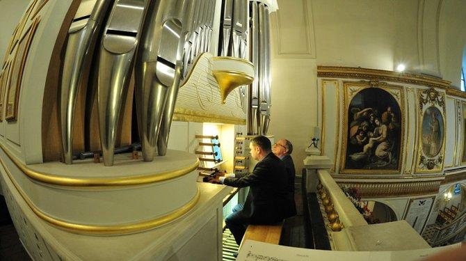 Festival d'Orgue : récital d'orgue