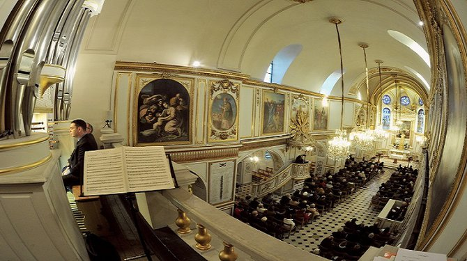 Festival d'Orgue : concert inaugural
