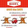 image de l'événement : Fit'Noël à Aqua Sénart : « Save the Date »