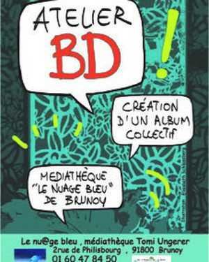 Ateliers BD