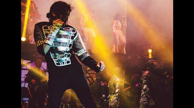 """Forever """"Tribute Michael Jackson"""""""