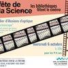 image de l'événement : FETE DE LA SCIENCE - Atelier paxinoscope