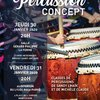 image de l'événement : Percussion Concept