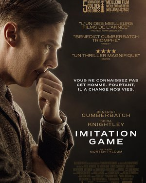 "Projection du Film ""Imitation Game"""