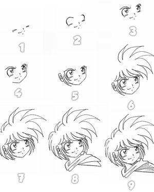 """Atelier """"Dessin de personnage BD / manga"""""""