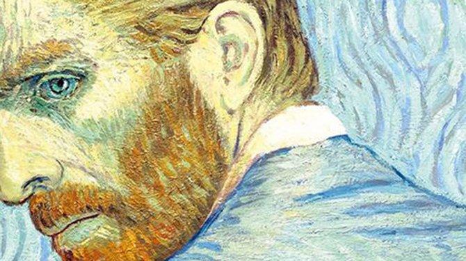 """Projection du film """"La passion Van Gogh"""" suivie d'une conférence"""
