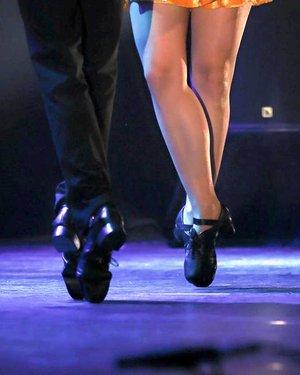 Spectacle de danse irlandaise