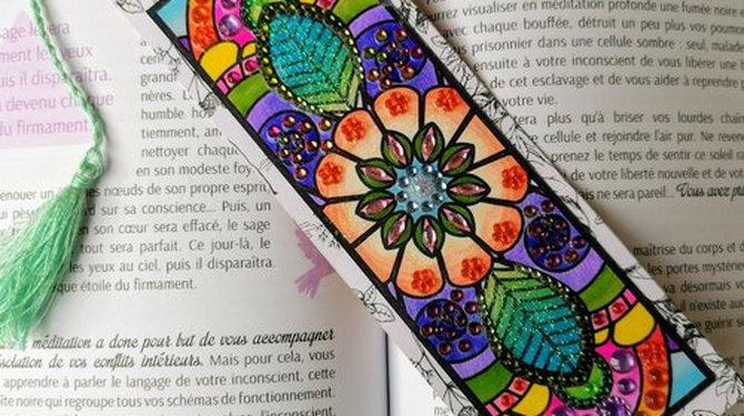 """""""Graine d'artiste"""" - Atelier marque-page"""