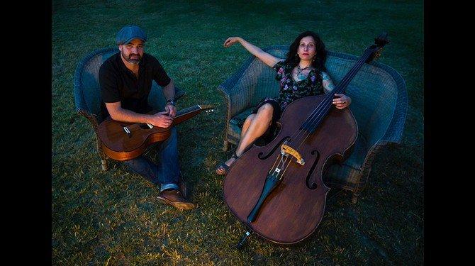 Martin Harley & Alessandra Cecala