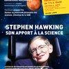 image de l'événement : Conférence Astronomie : « Stephen HAWKING, son apport à la science »
