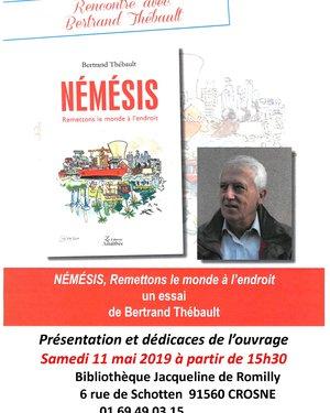 Rencontre avec Bertrand Thébault