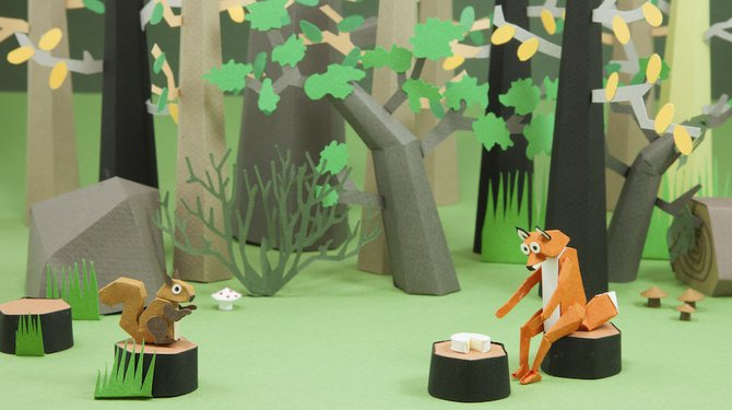 ATELIERS PAPER TOY